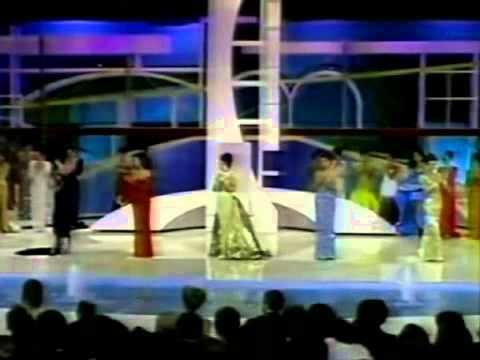 Velada de Elección y Coronación 1992 - Señorita Colombia® Paula Andrea Betancur