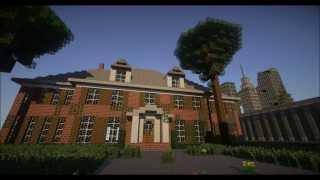 getlinkyoutube.com-Minecraft Zombie Apocalypse 2.0 Trailer (Adventure Map)