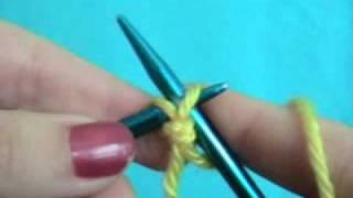 getlinkyoutube.com-How to: Cast on Knitting