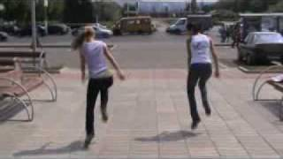 getlinkyoutube.com-Jumpstyle - Russian girls
