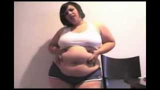 getlinkyoutube.com-BBW  belly play