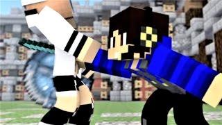 "getlinkyoutube.com-Minecraft Videos: ""We BeTeamin"" Castle Raid Part 2 | Minecraft Videos and songs, Minecraft animation"