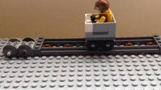getlinkyoutube.com-Como hacer un carro de mina de lego