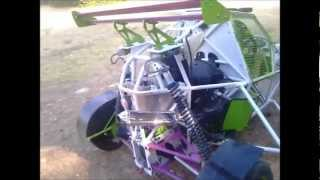 getlinkyoutube.com-BARRACUDA BUGGY IN GREECE HAYABUSA MOTOR