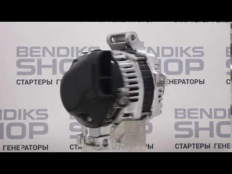 Где находятся у Mazda ЦХ-7 щетки генератора