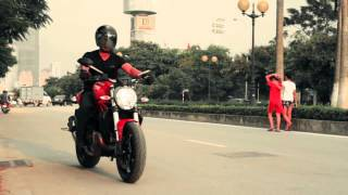 getlinkyoutube.com-Ducati monster 821