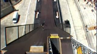 getlinkyoutube.com-Mega Rampa 3 de 3 - Skate - High Quality