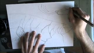 getlinkyoutube.com-[One Piece] How to draw Sabo / Comment déssiner Sabo