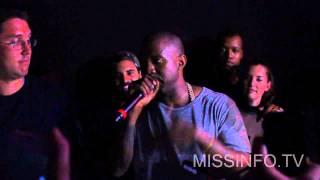 Kanye West Yeezus Listening Session