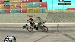 getlinkyoutube.com-đua xe (exciter ca sin - Mio ) Gta San