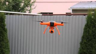 getlinkyoutube.com-Wingsland Scarlet Minivet quadrocopter altitude mode 1080p