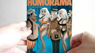 The Pin-Up Art of Humorama - video preview