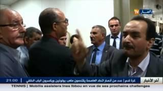 فيديو حصري للنهار..شجار عنيف داخل قبة البرلمان...!!