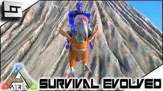 getlinkyoutube.com-ARK: Survival Evolved - TERROR BIRD TAMING and GRAPPLING HOOK! S3E36 ( Gameplay )