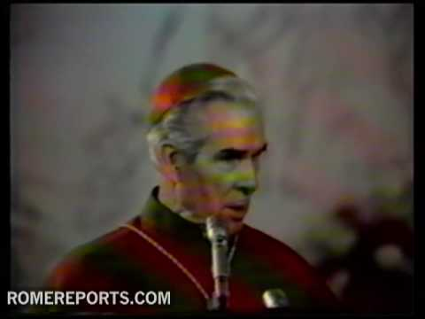 Fulton Sheen on the path to sainthood