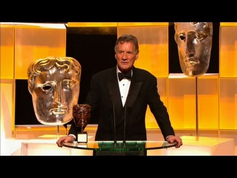 Michael Palin receives Bafta Fellowship - The British Academy Television Awards 2013 - BBC One
