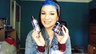 getlinkyoutube.com-'N Rage Vs. Manic Panic Hair Dye!