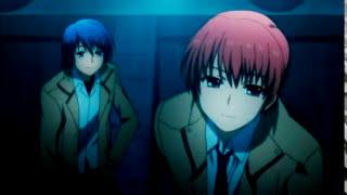 getlinkyoutube.com-(8) Angel Beats! AMV: High School Never Ends by Bowling For Soup