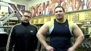 getlinkyoutube.com-Часть 4. Тренировка груди (Уникальное оборудование клуба Мускул. Цикл сюжетов)
