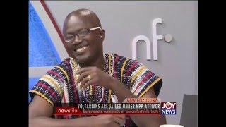 Voltarians are jailed under NPP - Newsfile (29-4-16)