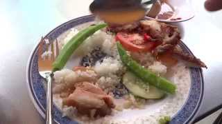 getlinkyoutube.com-Com tam 77 Phạm Ngũ Lão อาหารแนะนำถนนฟามงูเหลา