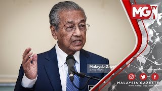 TERKINI : Majlis Professor Negara, SPAD, JASA Dimansuhkan - Tun Dr Mahathir