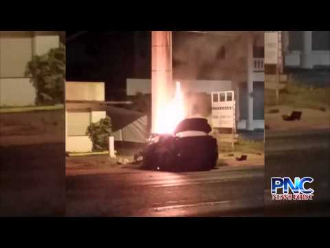 Man Driving Hyundai Killed in Car Crash on Rt. 10
