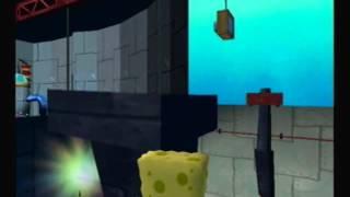 getlinkyoutube.com-(GC) SS: BfBB Look Through + Go Backwards on Chum Bucket's Roof