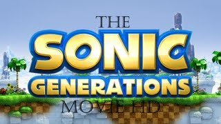 The Sonic Generations Movie HD