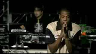 getlinkyoutube.com-Linkin Park & Jay-Z - Points Of Authority/99 Problems/One Step Closer