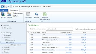 MS Dynamics AX 2012 - Fixed Assets - IFRS vs US GAAP - Posting Layers - Parallel Accounting - Part 1