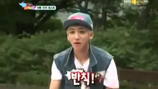 getlinkyoutube.com-B1A4 Sandeul - Unlucky Moments