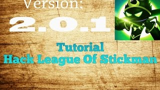 getlinkyoutube.com-How To Hack League Of Stickman 2.0.1 [NO ROOT]