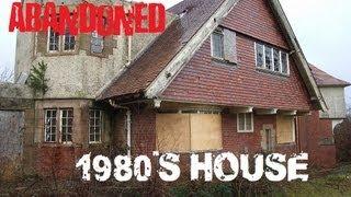 getlinkyoutube.com-Abondoned 1980's house, with a Rolls Royce! ---
