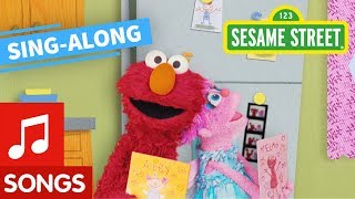 Sesame Street: Elmo and Abby's Valentine's Day Song | Lyric Video