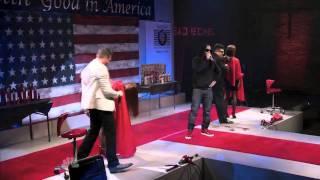 getlinkyoutube.com-The Celebrity Apprentice, Backbone vs A S A P the Hairshow CHI, BIOSILK