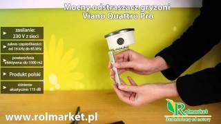 getlinkyoutube.com-Czym odstraszyć szczury, kuny, gryzonie? Odstraszacz Viano Quattro Pro www.rolmarket.pl