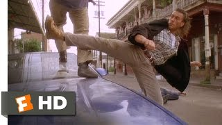getlinkyoutube.com-Hard Target (1/9) Movie CLIP - Chance Rescues Natasha (1993) HD