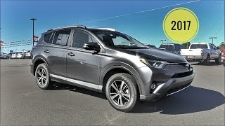 getlinkyoutube.com-NEW 2017 Toyota Rav4 XLE SUV In Depth Review & Feature Tutorial