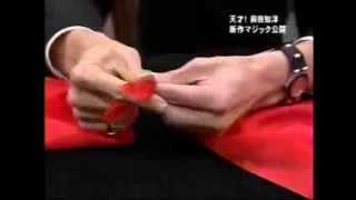 getlinkyoutube.com-【前田智洋】 魔法のシルク