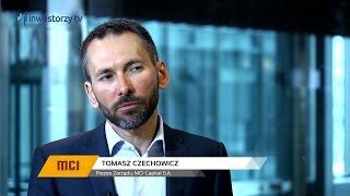 MCI Capital S.A., Tomasz Czechowicz - Prezes Zarządu, #30 PREZENTACJE WYNIKÓW