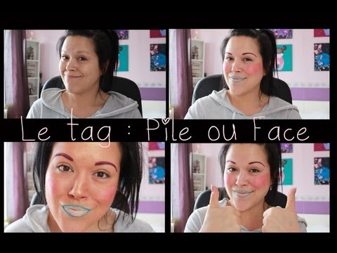 ✿ TAG: Pile ou Face , le ridicule ne tue pas ...
