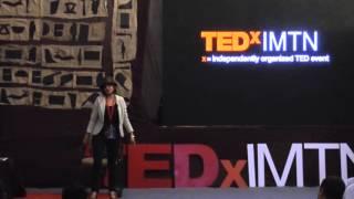 getlinkyoutube.com-The Reality of Real | Suhani Shah | TEDxIMTN