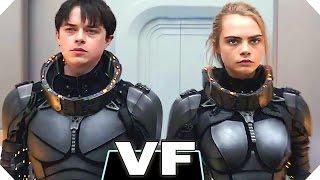 """Rihanna dans le film """"Valerian"""" de Luc Besson"""