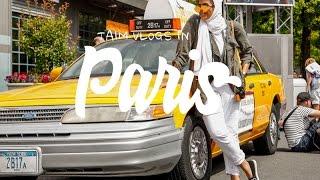 PARIS DAY TWO   ديزني لاند والحريقة   #DAILYVLOGGINGCHALLENGE