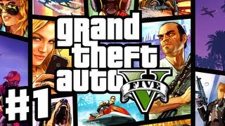 getlinkyoutube.com-Grand Theft Auto 5 - Gameplay Walkthrough Part 1 - Prologue (GTA 5, Xbox 360, PS3)