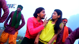 getlinkyoutube.com-Holi Me Lover के मनवा  - Masaledar Holi - Gunjan Singh - Bhojpuri Hot Holi Songs 2015 HD