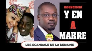 ZAPPING DE LA SEMAINE, La Femme de Balla Gaye 2 ...., Ousmane Sonko se Moque du livre de Macky Sall