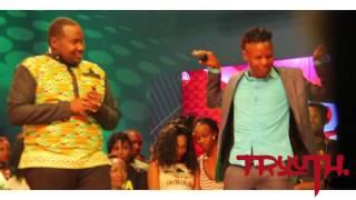 Eko Dydda performs (VIDOLE)  at 10 over 10 - Citizen T.V