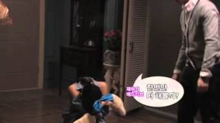 "getlinkyoutube.com-""The King 2 Hearts"" Episode 8 (BTS) - Ha Ji Won's Bo Peep Bo Peep Dance"